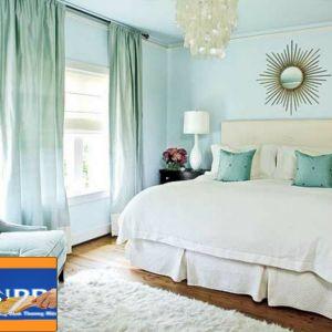 Phòng nhỏ hẹp nên sơn màu gì?