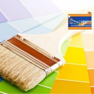 Cách xử lý nhanh các sự cố gặp phải khi sơn nhà
